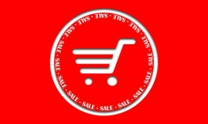Sale Bargain Promotion Offer